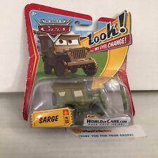 #1  Sarge #30 * Disney Cars Pixar * ND19