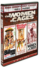 Women in Cages Collection 0826663125504 DVD Region 1 P H
