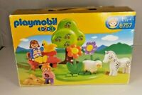 PLAYMOBIL 123 6757 Meadow Playset 100% Complete