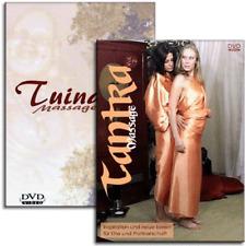 2 DVD Set Tantra und Tuina - Erotische Liebes Massage - Sex Inspirationen - Neu