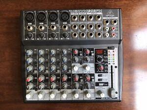Behringer Xenyx 1202FX Small Format Mixer