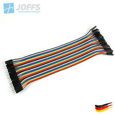 40 x 20cm - MALE zu MALE - Jumper Kabel - Dupont Cable - Breadboard Wire