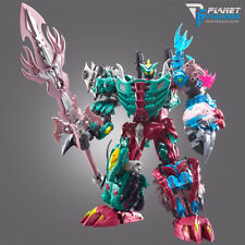 NEW TFC Toys Mighty POSEIDON Set of 6 Deep Sea Creatures Figure