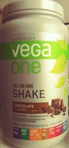 Vega One All-In-One Nutritional Shake Chocolate 19 Servings - Plant Based Veg...