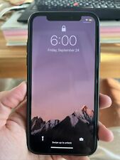 New listing Apple iPhone X - 256Gb - Space Gray (Unlocked) A1865 (Cdma + Gsm) - Used