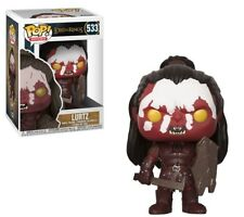 FIGURINE FUNKO POP LORD OF THE RING LURTZ AVEC HEROES PROTECTOR