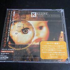 KILGORE A Search For Reason + 1 JAPAN CD Regicide Smudge US Nu/Alternative Metal