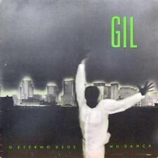 "GILBERTO GIL - ""The Eternal God of Change"" CD - Brasil / Brazilian pop / samba"