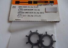 New HPI Damper Rubber 22x1.4mm (Black) For 'Savage X' 87243