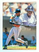 Ken Griffey Jr. #270 (1993 Flair) Baseball Card, Seattle Mariners, HOF