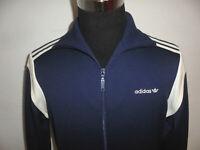 vintage hungaria 80er Jahre Adidas Trainingsjacke sport jacke oldschool D52 M/L