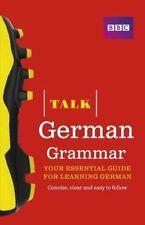 Grammar Language Course Books in German