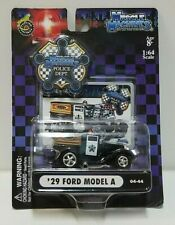 Muscle Machines Police Dept. '29 Ford Model A 04-44 1:64 1/64