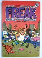 Fabulous Furry Freak Brothers #2 Sheldon VF 3rd Ptg 1972 Rip Off Press free ship