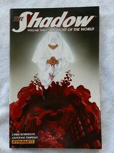 The Shadow: Vol. 3 The Light of the World (Dynamite, 4/14) 8.0 VF