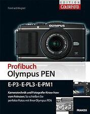 Profibuch Olympus PEN (E-P3, E-PL3, E-PM1) von Rein... | Buch | Zustand sehr gut