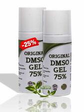 DMSO Gel bequeme Anwendung Dimethylsulfoxid 99,9% Reinheit Creme Salbe Spray Öl