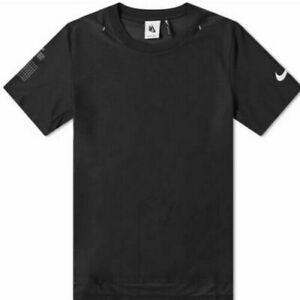 Nikelab Nike Matthew M Williams Beryllium Tee Black Black BQ8039 -010 Men Small