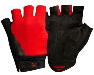 NEW! Pearl Izumi Elite Gel Men's Bike Cycling Gloves 14142002 Torch Red XX-Large