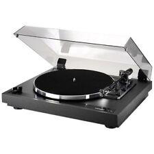 Thorens td 190-2 silencieux-disque Noir Aiguille + tête de lecture