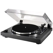 THORENS TD 190-2 Vollautomatischer Plattenspieler schwarz Tonarm + Tonabnehmer