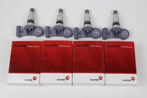 4x ALCAR Reifendrucksensor Sensor für Reifendruck S0A107 TPMS RDKS SMART FORFOUR
