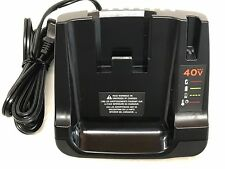 Black & Decker LCS40 36V 40V 40 Volt MAX* Lithium-Ion Battery Fast Charger R