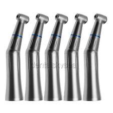 5*Dentista Dentale Contra Angle Contrangolo Handpiece Inner Water Spray f/ KAVO