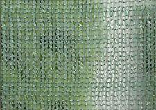 Schattiernetz Schattiergewebe Sonnenschutz Zaunblende 1x25 Meter 60g/m2