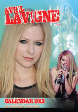 Avril Lavigne Calendar 2013 NEW & OVP
