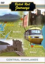 British Rail Journeys: Central Highlands [DVD], Acceptable DVD, , FAST Delivery