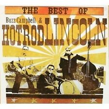 The Best of Buzz Campbell & Hot Rod Lincoln New CD