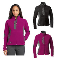 Eddie Bauer First Ascent Women's Full Zip Fleece Pullover Jacket 3XL 4XL FA703