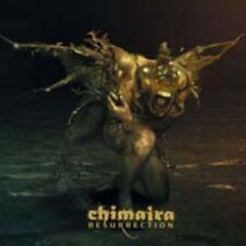 Chimaira - Resurrection (CD & DVD) -music Chimaira CD nuclear  Blast USA
