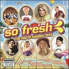 Compilation so Fresh Songs for Christmas 2015 Various Artists 2cd