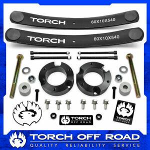 "3"" Lift Kit for 2005-2021 Toyota Tacoma 4X4 4WD w Diff Drop Add A Leaf TRD SR5"