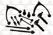 For Cadillac Escalade 11 Front Upper Control Arm Tie Rods Sway Bar Lower Balls