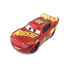 Mattel Disney Pixar Cars 3 Rust-Eze Racing Center Lightning Mcqueen 1:55 Loose