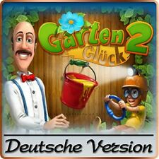 ⭐️ Garten-Glück 2 - GardenScapes 2 - PC / Windows ⭐️