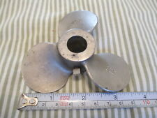 "Mixing Propeller 4 in. Stainless Steel Used 316 - 4X4 & 1 on Blades 5/8"" Hole"