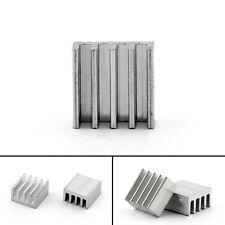 40Pcs Heat Sink Cooler 9x9x5mm Radiator For Power CPU Transistor/MOSFET/IC UE