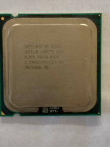 Intel C2D 6550 CPU - LGA775, 2.3GHZ, 1333Mhz FSB, 4MB cache