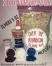 Elmer's E305 School Glue Washable 5 Oz. Clear Slime Kit