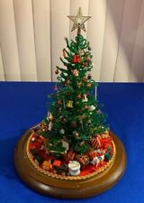 Westrim Beaded Mini Christmas Tree Decorated With Ornaments Tree Topper And Gift