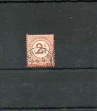 Early German Empire Stamp - 1874 (used)