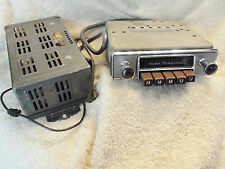 Vintage 50's tube type Becker Europa MU/ AM-FM, Radio, Mercedes/ Porsche