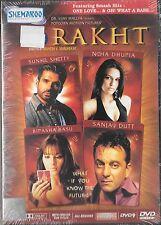 RAKHT - SUNIL SHETTY - SANJAY DUTT - BRAND NEW BOLLYWOOD DVD - FREE UK POST