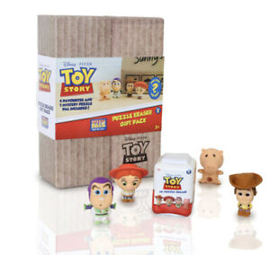 Disney Toy Story Puzzle Eraser Mystery gift pack