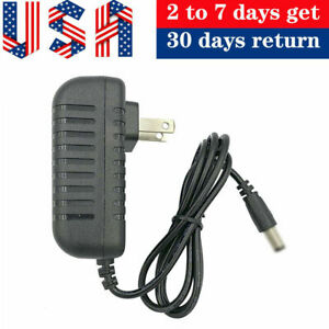 AC DC 18V Adapter Charger For Logitech Squeezebox Radio Power Supply Cord PSU