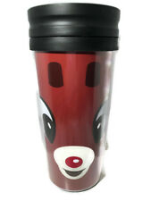 New Christmas Tumbler Rudolph The Red Nose Raindeer 16oz